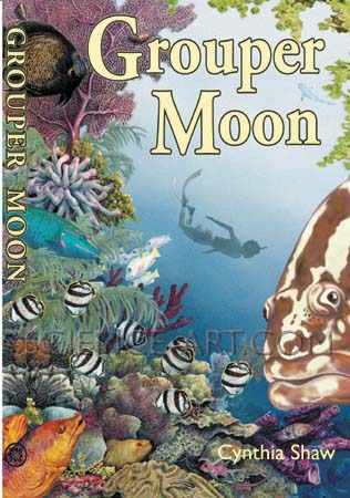 Grouper Moon (book cover)