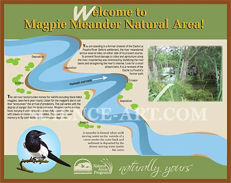 Magpie Meander Natural Area