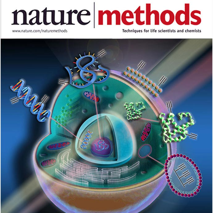 Nature Methods cover art