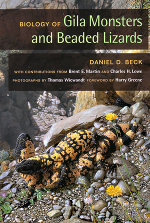 Book Cover: Biology of Gila Monsters