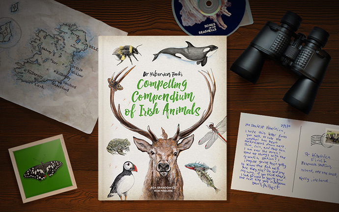 Dr Hibernica Finch's Compelling Compendium of