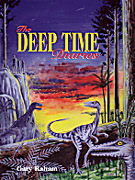 "Book Cover- ""Deep Time Diaries"""